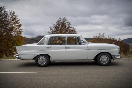 1961 Mercedes-Benz 300 SE ( W112 ) Tailfin 20