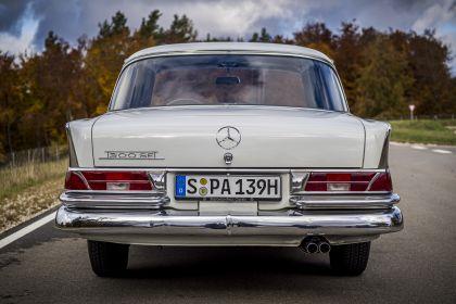 1961 Mercedes-Benz 300 SE ( W112 ) Tailfin 21