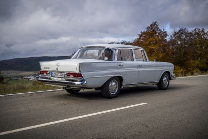 1961 Mercedes-Benz 300 SE ( W112 ) Tailfin 22