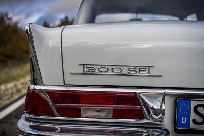 1961 Mercedes-Benz 300 SE ( W112 ) Tailfin 24
