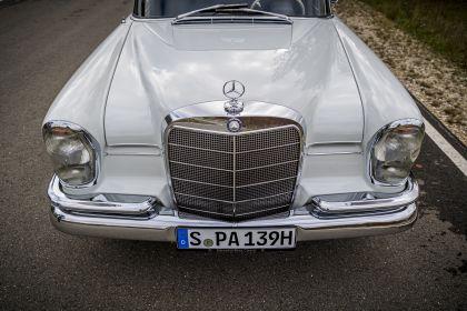 1961 Mercedes-Benz 300 SE ( W112 ) Tailfin 31