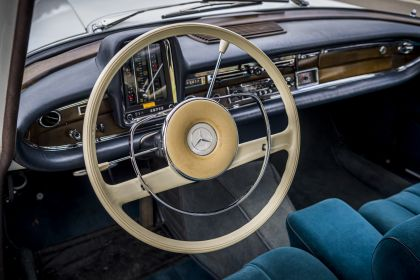 1961 Mercedes-Benz 300 SE ( W112 ) Tailfin 36