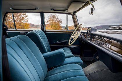 1961 Mercedes-Benz 300 SE ( W112 ) Tailfin 38