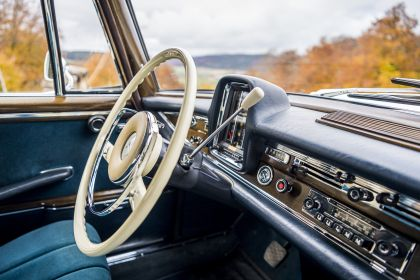 1961 Mercedes-Benz 300 SE ( W112 ) Tailfin 40