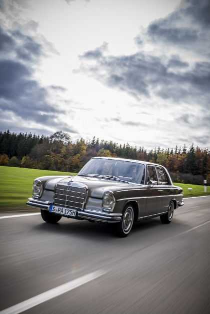 1965 Mercedes-Benz 250 SE ( W108 ) 7