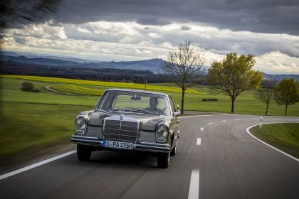 1965 Mercedes-Benz 250 SE ( W108 ) 11