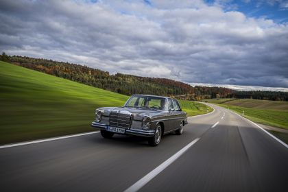 1965 Mercedes-Benz 250 SE ( W108 ) 16
