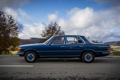 1972 Mercedes-Benz 350 SE ( W116 ) 2