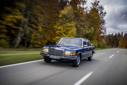 1972 Mercedes-Benz 350 SE ( W116 ) 6