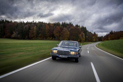 1972 Mercedes-Benz 350 SE ( W116 ) 8