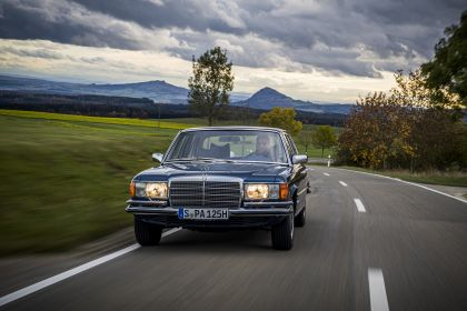 1972 Mercedes-Benz 350 SE ( W116 ) 11