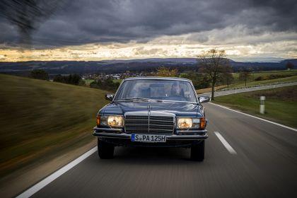 1972 Mercedes-Benz 350 SE ( W116 ) 15