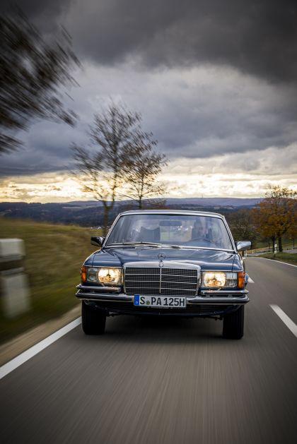 1972 Mercedes-Benz 350 SE ( W116 ) 16