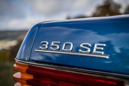 1972 Mercedes-Benz 350 SE ( W116 ) 23