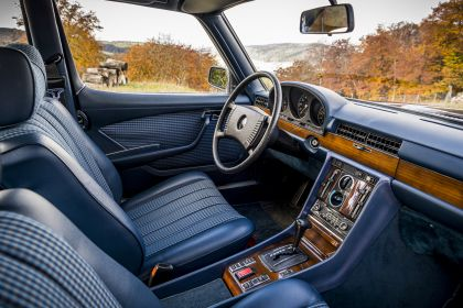 1972 Mercedes-Benz 350 SE ( W116 ) 37