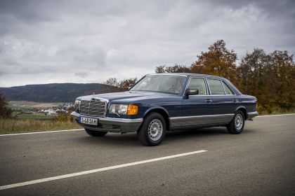 1979 Mercedes-Benz 500 SEL ( W126 ) 1