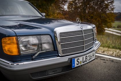 1979 Mercedes-Benz 500 SEL ( W126 ) 28