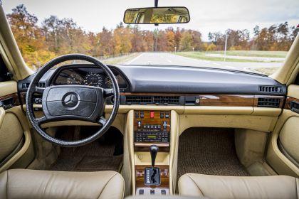 1979 Mercedes-Benz 500 SEL ( W126 ) 39