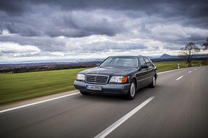 1991 Mercedes-Benz 600 SEL ( W140 ) 1