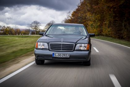1991 Mercedes-Benz 600 SEL ( W140 ) 2