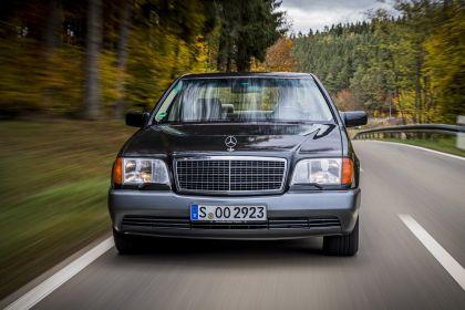 1991 Mercedes-Benz 600 SEL ( W140 ) 4