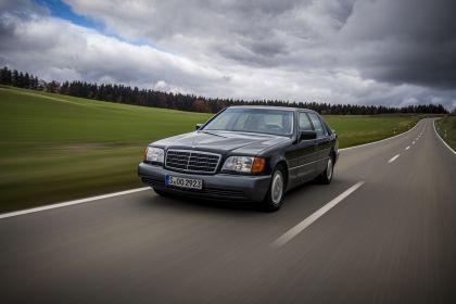 1991 Mercedes-Benz 600 SEL ( W140 ) 5