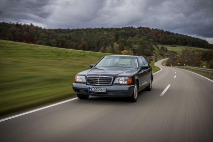 1991 Mercedes-Benz 600 SEL ( W140 ) 6
