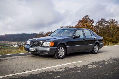 1991 Mercedes-Benz 600 SEL ( W140 ) 7