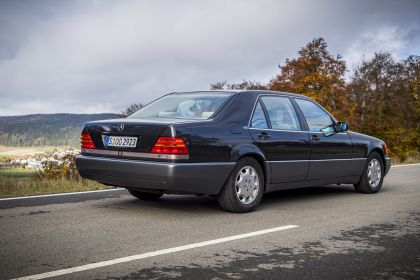 1991 Mercedes-Benz 600 SEL ( W140 ) 9