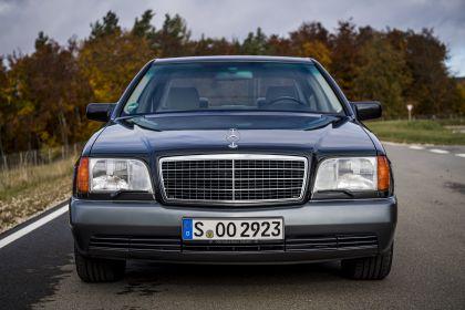 1991 Mercedes-Benz 600 SEL ( W140 ) 10