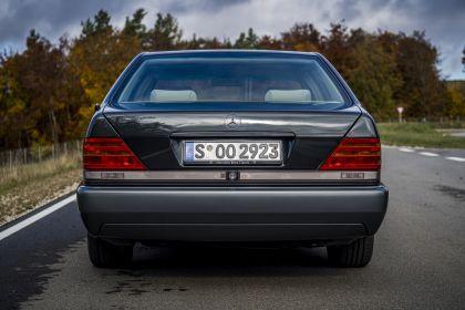 1991 Mercedes-Benz 600 SEL ( W140 ) 11