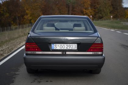 1991 Mercedes-Benz 600 SEL ( W140 ) 12
