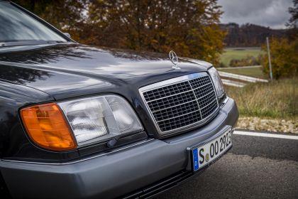 1991 Mercedes-Benz 600 SEL ( W140 ) 19