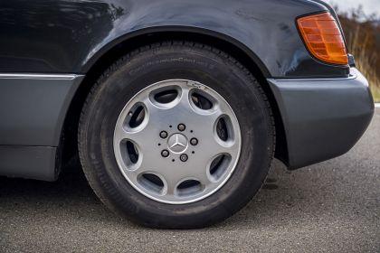 1991 Mercedes-Benz 600 SEL ( W140 ) 21