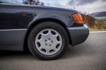 1991 Mercedes-Benz 600 SEL ( W140 ) 22