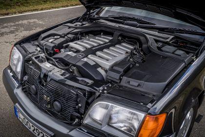 1991 Mercedes-Benz 600 SEL ( W140 ) 25
