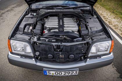 1991 Mercedes-Benz 600 SEL ( W140 ) 27