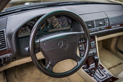 1991 Mercedes-Benz 600 SEL ( W140 ) 29