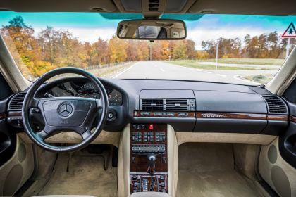 1991 Mercedes-Benz 600 SEL ( W140 ) 32