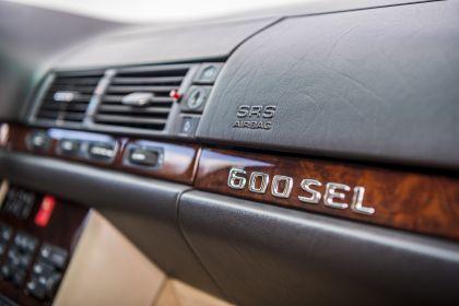 1991 Mercedes-Benz 600 SEL ( W140 ) 34