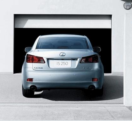 2008 Lexus IS250 5