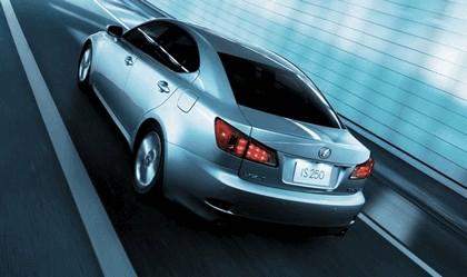 2008 Lexus IS250 7