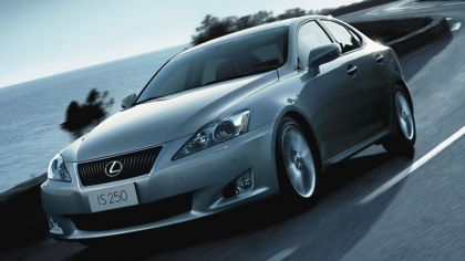 2008 Lexus IS250 4