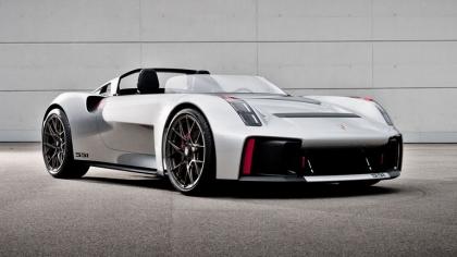 2019 Porsche Vision Spyder 1