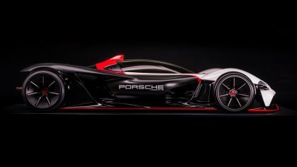 2019 Porsche Vision E 2