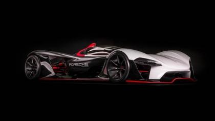 2019 Porsche Vision E 4