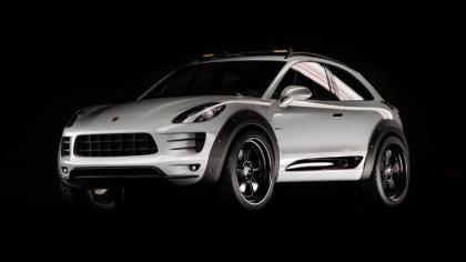 2013 Porsche Macan Vision Safari 2