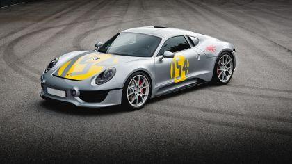 2016 Porsche Le Mans Living Legend 1