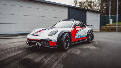 2012 Porsche 911 Vision Safari 2