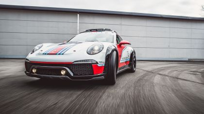 2012 Porsche 911 Vision Safari 3